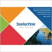 Get inspired with our 2019 Bio-Techne calendar